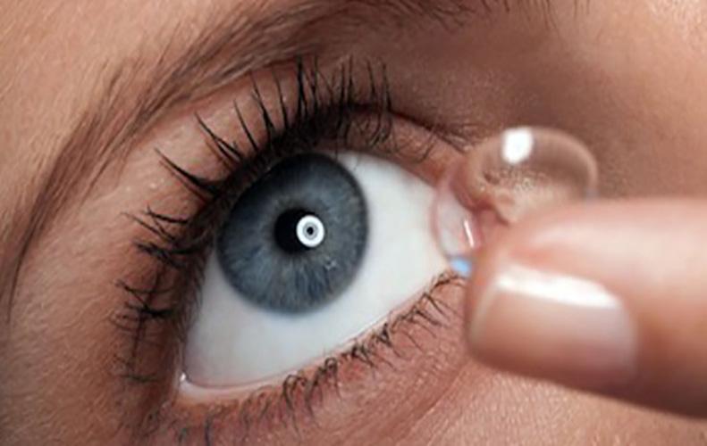 usar lentillas